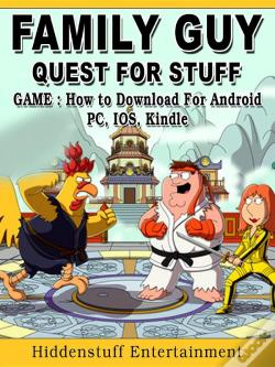 Wook.pt - Family Guy Quest For Stuff Game