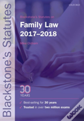 Family Law 2017-2018