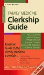 Family Medicine Clerkship Guide