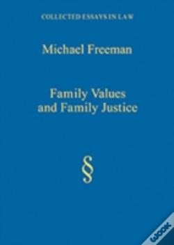 Wook.pt - Family Values And Family Justice