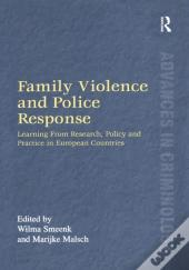 Family Violence And Police Response