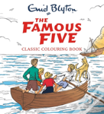 Famous Five Classic Colouring Book