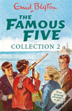 Famous Five Collection - Books 4-6