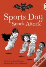 Fang Family Sports Day Snack Attack