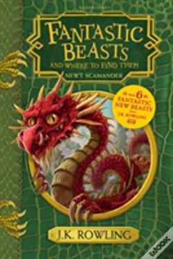 Wook.pt - Fantastic Beasts & Where To Find Them: Hogwarts Library Book