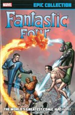 Fantastic Four Epic Collection