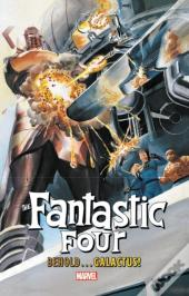 Fantastic Four: The Coming Of Galactus Marvel Select Edition