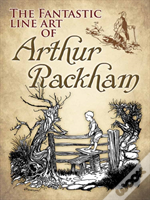 Fantastic Line Art Of Arthur Rackham