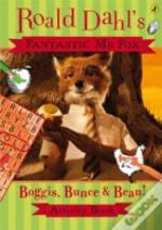 Fantastic Mr Fox Activity Book Film Tie