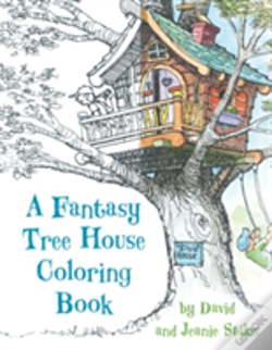 Wook.pt - Fantasy Tree House Coloring Bopb