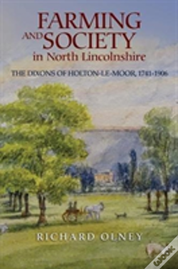 Wook.pt - Farming And Society In North Lincolnshire