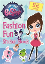 Fashion Fun Sticker Book