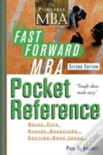 Fast Forward Mba Pocket Reference