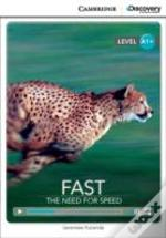 Fast: The Need For Speed Book With Online Access