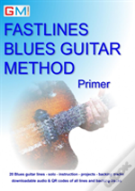 Fastlines Blues Guitar Method Primer