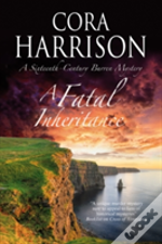 Fatal Inheritance Large Print