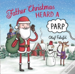 Wook.pt - Father Christmas Heard A Parp