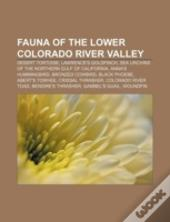 Fauna Of The Lower Colorado River Valley