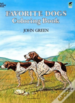 Favourite Dogs Colouring Book