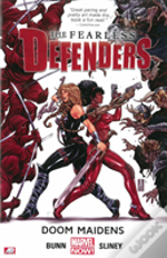 Fearless Defenders Doom Maidens Volume 1