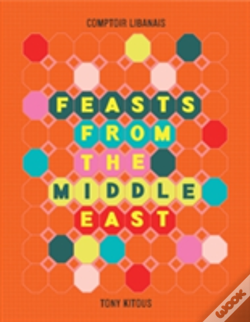 Wook.pt - Feasts From The Middle East