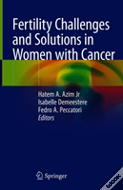 Wook.pt - Fertility Challenges And Solutions In Women With Cancer