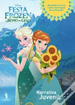 Festa Frozen: O Reino do Gelo - Narrativa Juvenil