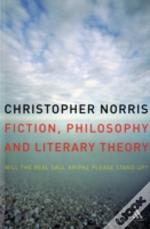 Fiction, Philosophy And Literary Theory