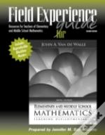 Field Experience Guide For Elementary And Middle School Mathematics