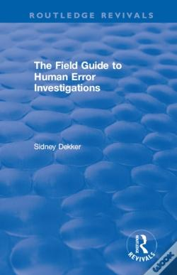 Wook.pt - Field Guide To Human Error Investigations