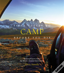 Wook.pt - Fifty Places To Camp Before You Die