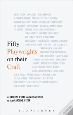 Wook.pt - Fifty Playwrights On Their Craft
