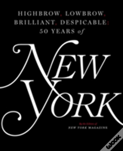Wook.pt - Fifty Years Of New York Magazine