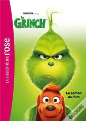 Films Bb Rose 8-10 - 0 - The Grinch - Le Roman Du Film