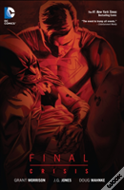 Wook.pt - Final Crisis Tp (New Edition)