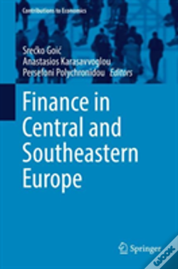 Wook.pt - Finance In Central And Southeastern Europe