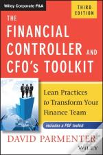 Financial Controller And Cfo'S Toolkit