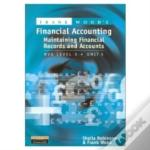 Financial Recording And Preparationnvq Level 3