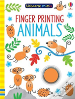 Finger Painting Animals