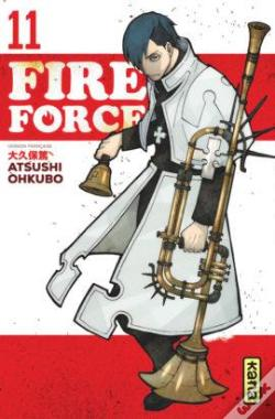 Wook.pt - Fire Force, Tome 11