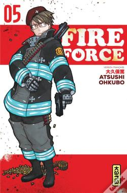 Wook.pt - Fire Force, Tome 5