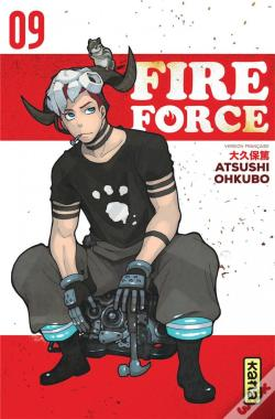 Wook.pt - Fire Force, Tome 9