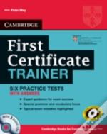 First Certificate Trainer  Practice Tests With Answers And Audio Cds (3)