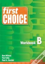 First Choice: Workbook B