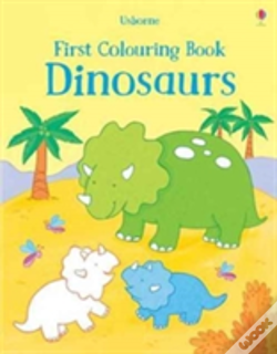 Wook.pt - First Colouring Book Dinosaurs