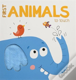 First Concepts To Touch: Animals
