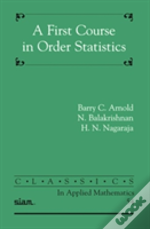 First Course In Order Statistics