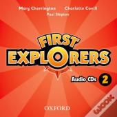 First Explorers Level 2 Class Audio CDs