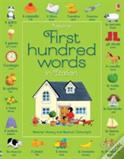 Wook.pt - First Hundred Words In Italian