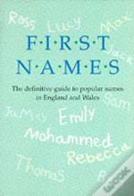 First Names